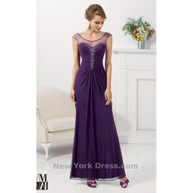 Hochzeit - VM Collection 71122 - Charming Wedding Party Dresses