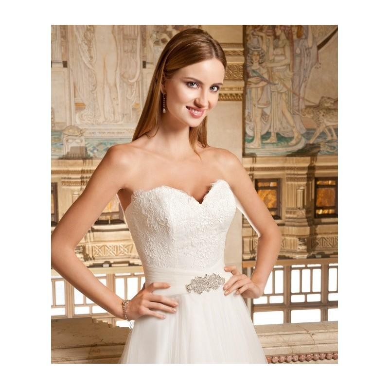 Wedding - Demetrios Bride - Style GR264 - Junoesque Wedding Dresses