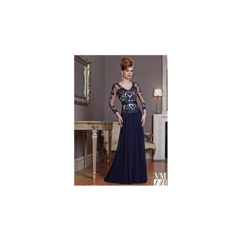 زفاف - VM Collection by Mori Lee Special Occasion Dress Style No. 71013 - Brand Wedding Dresses