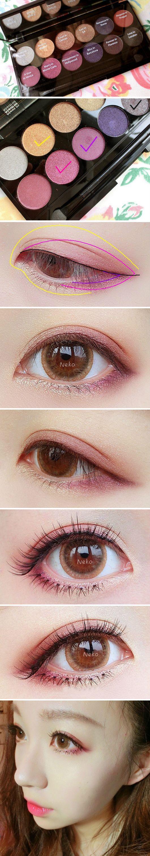 Свадьба - Makeup For Slant Eyes