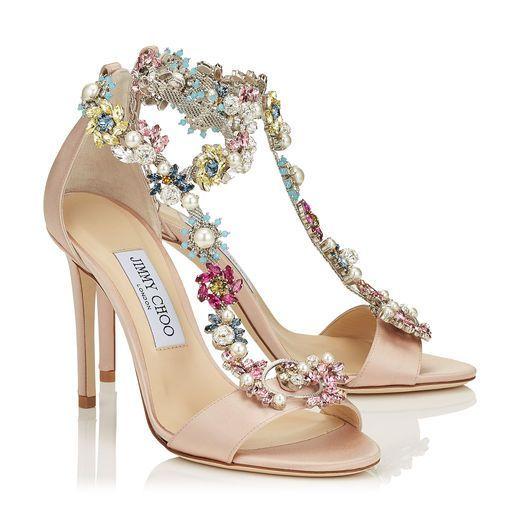 12 Jimmy Choo Wedding Shoes: Sassy Style