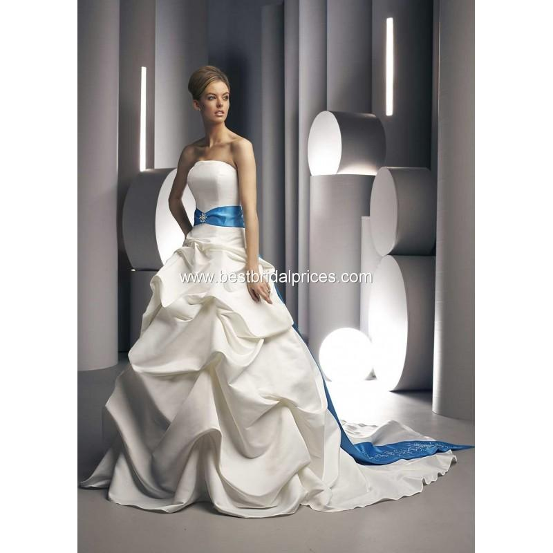 Wedding - Davinci Wedding Dresses - Style 8228 - Formal Day Dresses