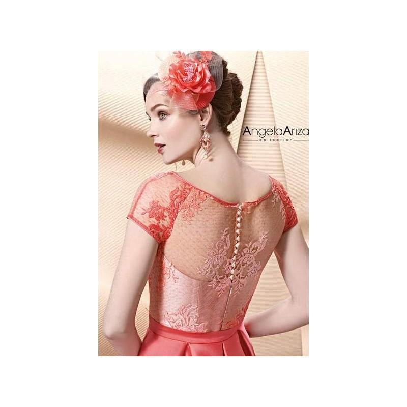 Свадьба - Vestido de fiesta de Angela Ariza - 2015 Vestido - Tienda nupcial con estilo del cordón