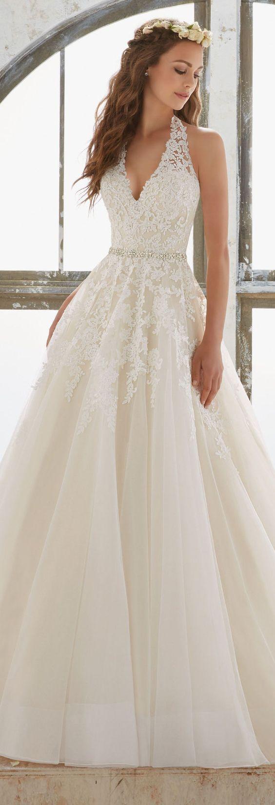 Mariage - Wedding Dress Inspiration - Mori Lee