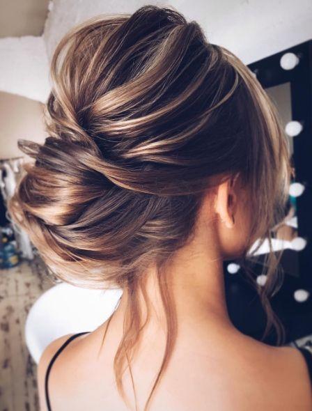 Свадьба - Wedding Hairstyle Inspiration - Tonyastylist (Tonya Pushkareva