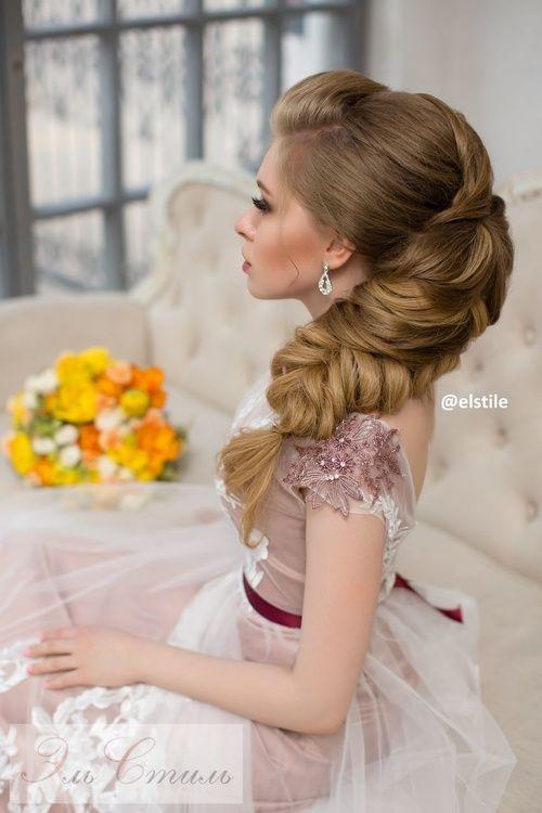 Свадьба - Wedding Hairstyle Inspiration - Elstile