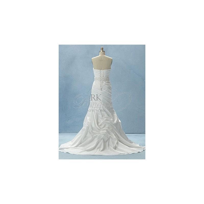 Alfred Angelo Disney Fairy Tale Weddings- Style 214- Rapunzel Zipper ...