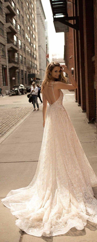 Nozze - Berta Wedding Dresses Spring/Summer 2018 Collection