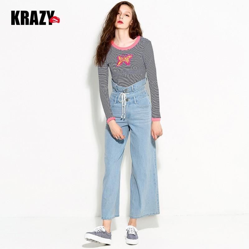 Wedding - Old School High Waisted Cowboy Comfortable Flare Trouser - Bonny YZOZO Boutique Store