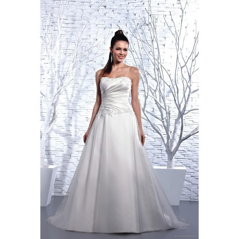 Свадьба - D'Zage D31203 D'Zage Wedding Dresses 2017 - Rosy Bridesmaid Dresses