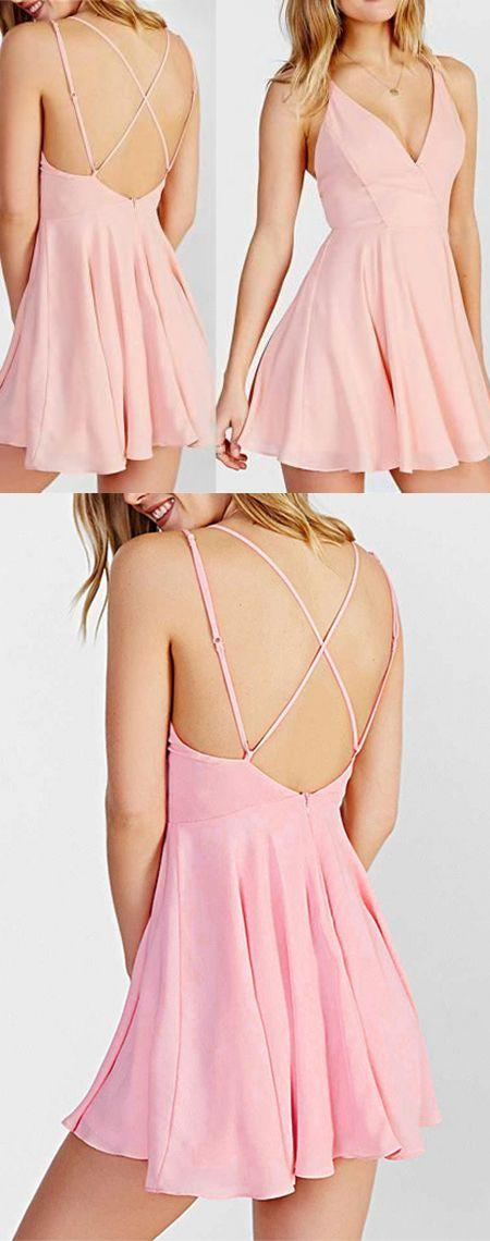 Mariage - 2017 Homecoming Dress,cute Homecomi