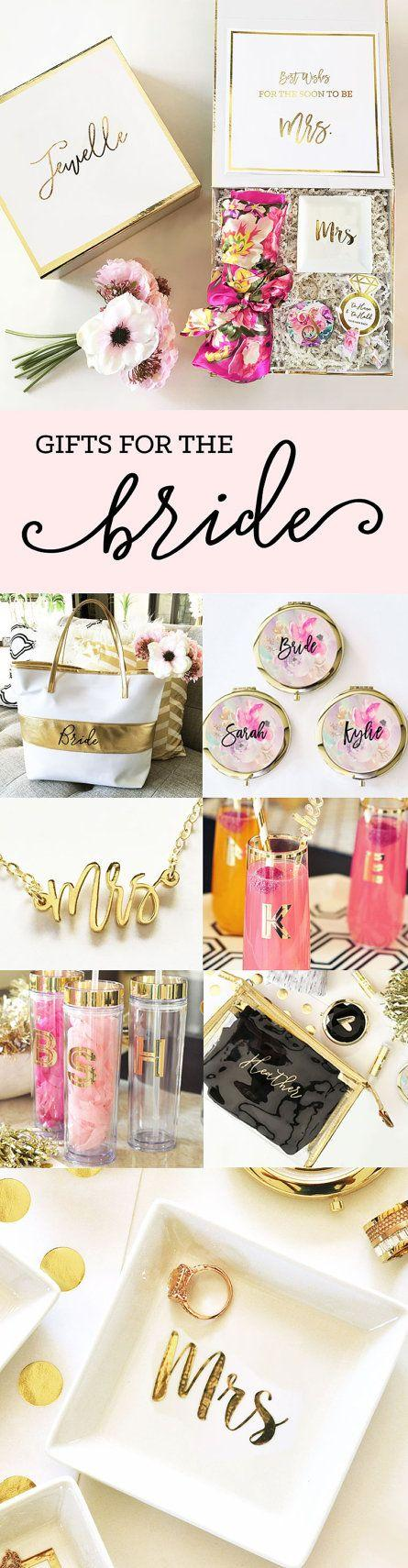 Wedding - Gifts For The Bride From Her Bridesmaids