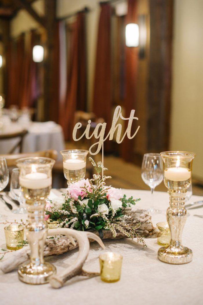 Mariage - Gold And Glittering Wedding