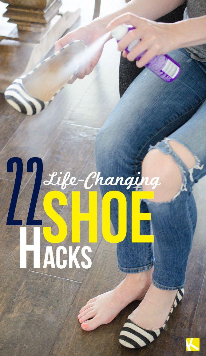 زفاف - 22 Life-Changing Shoe Hacks