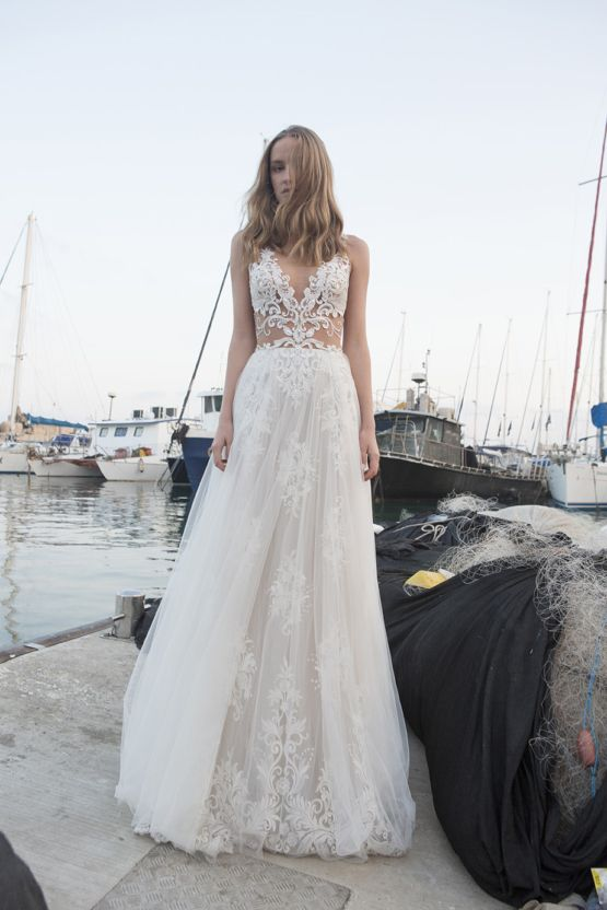 زفاف - Low-Key Luxury: Alon Livné Wedding Dress Collection Shoot