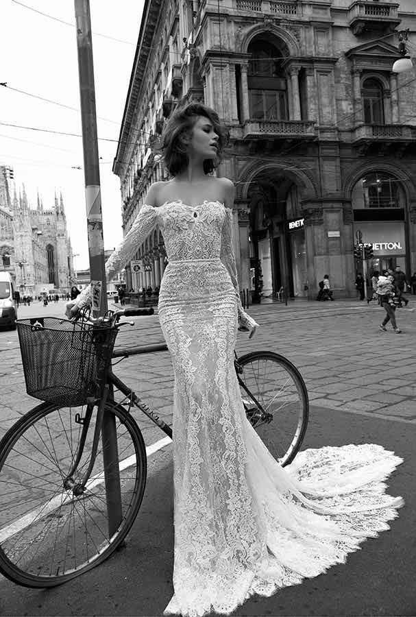 Mariage - Sexy And Elegant Liz Martinez Wedding Dresses