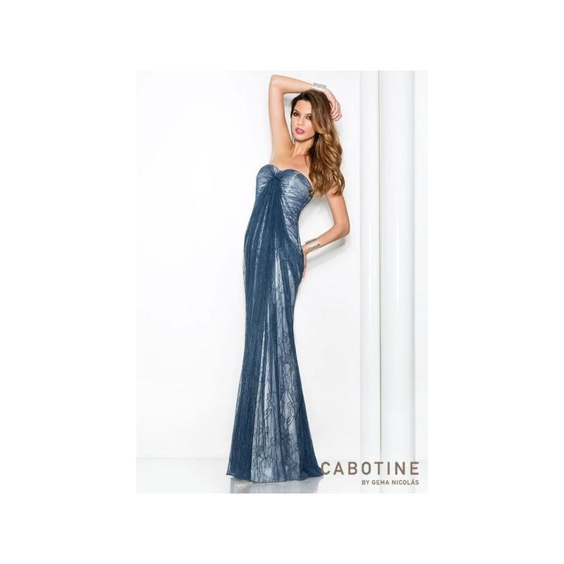 Свадьба - Vestido de fiesta de Cabotine Modelo 5006143 - Tienda nupcial con estilo del cordón