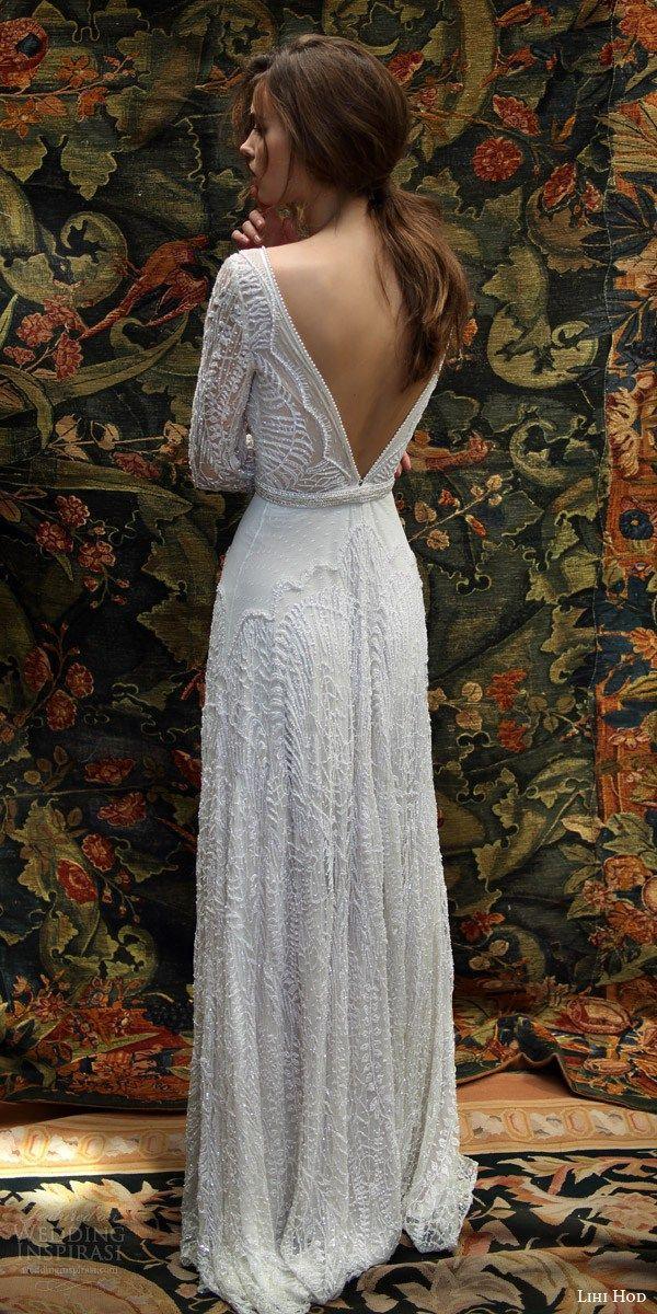 Mariage - Lihod Bridal 2016 Wedding Dresses - Crazyforus