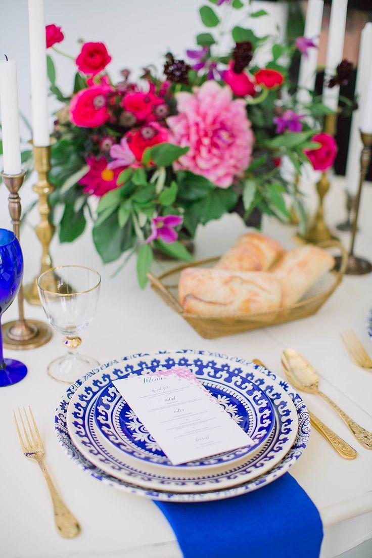 Свадьба - White and Blue Wedding Theme