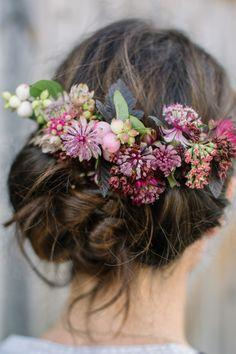 Свадьба - 13 Flower Crowns That Just Scream Summer Wedding