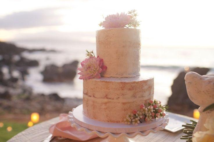 Wedding - If You Could Lucid Dream A Hawaiian Wedding This Would Be It!