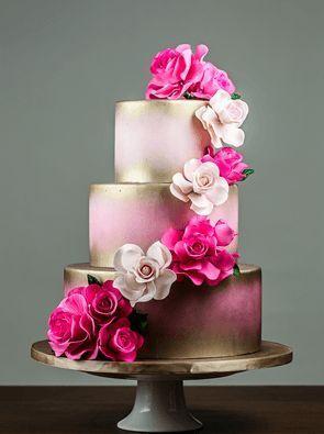Wedding - Wedding Cake Inspiration - I Do! Wedding Cakes
