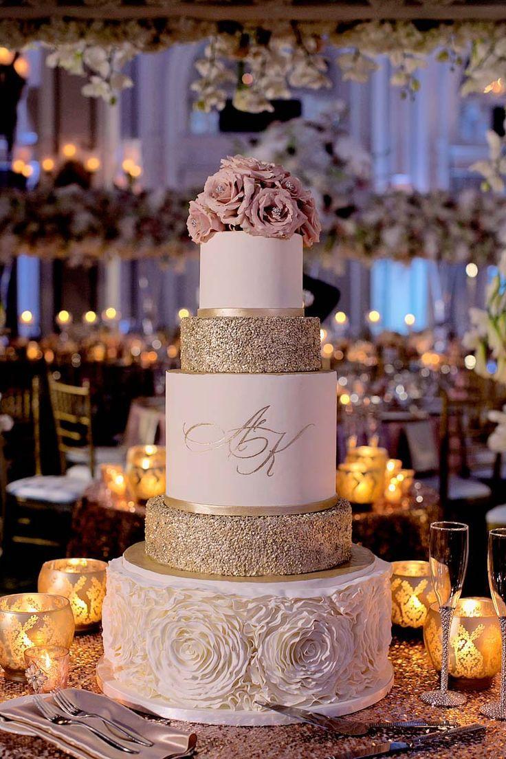 Wedding - Fancy Wedding Cake