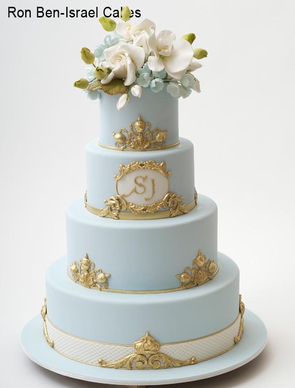 Wedding - Ron Ben Israel - Wedding Cakes