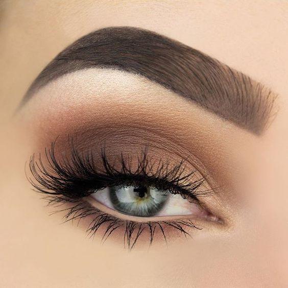 Wedding - Natural Eye Makeup