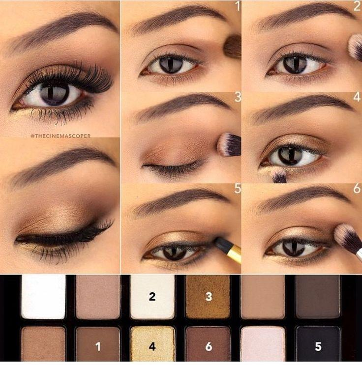 Wedding - Natural Eye Tutorial