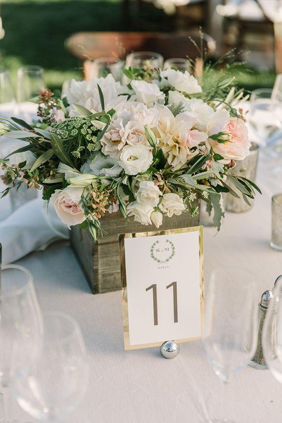 Mariage - Farm-to-Table Chateau Wedding
