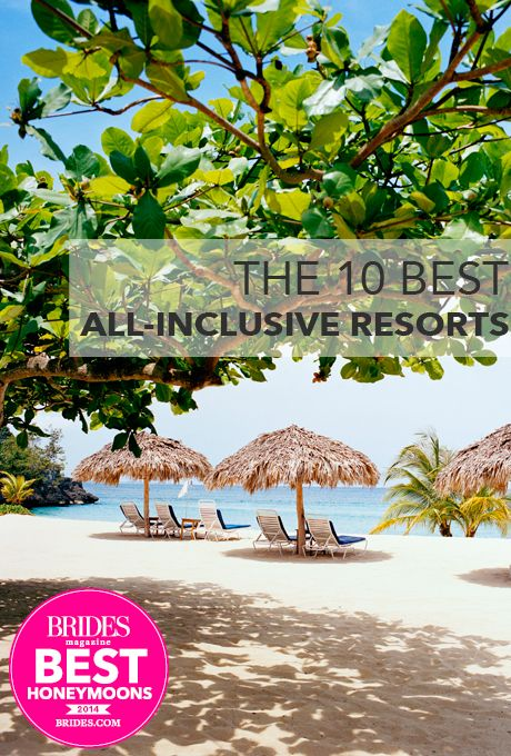 Mariage - Top 10 All-Inclusive Resorts