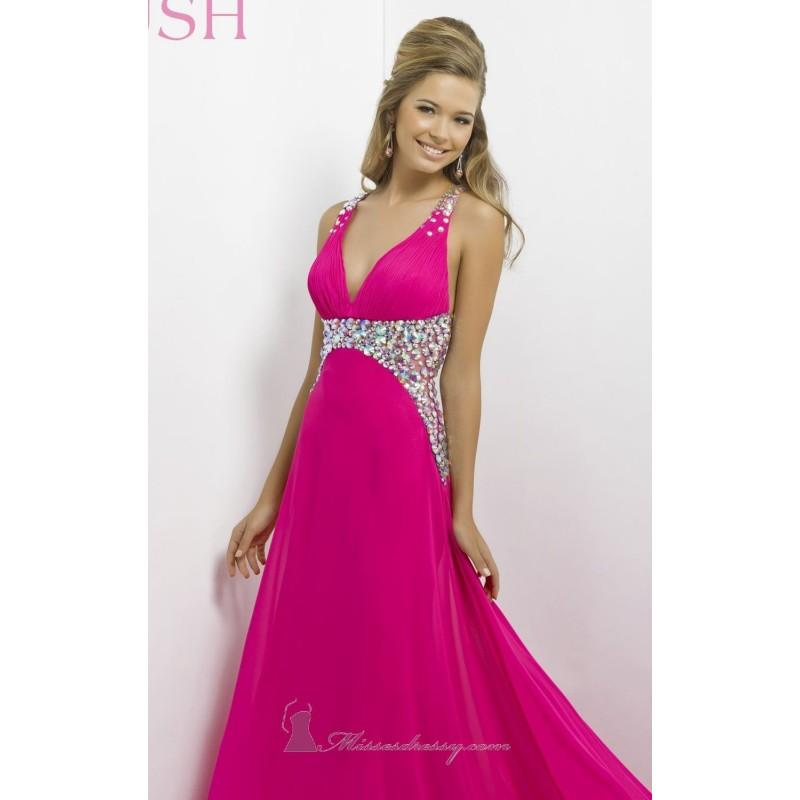 Wedding - Prom Gown by Blush by Alexia - Color Your Classy Wardrobe