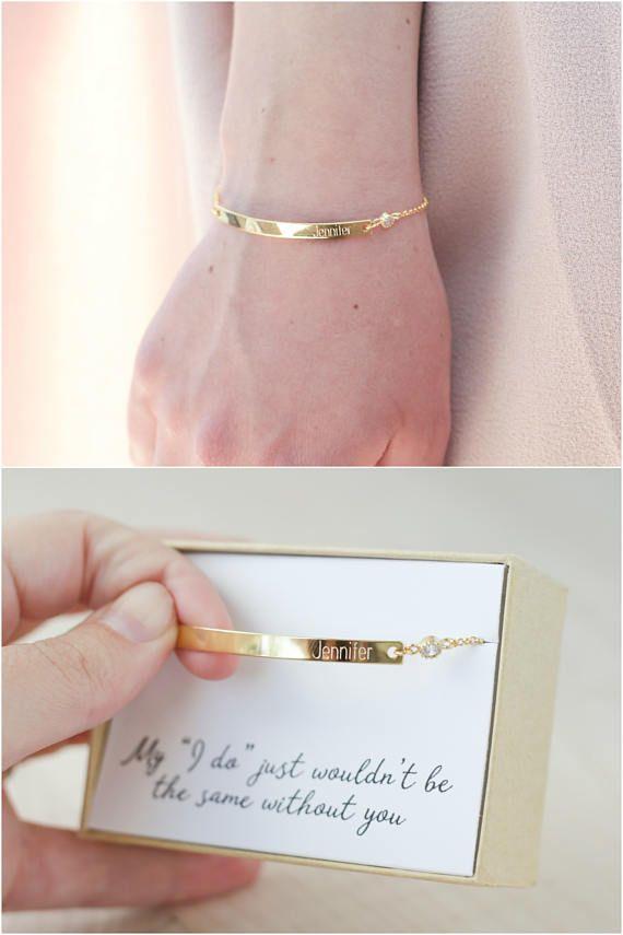 Wedding - Bridesmaid Gift