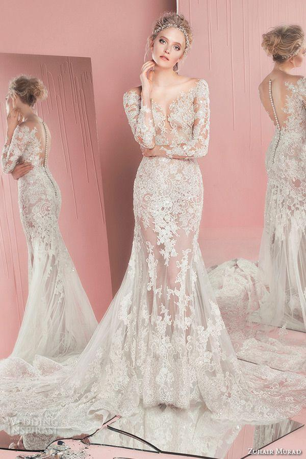 Mariage - Zuhair Murad 2016 Spring Collection Patricia Dress , $10,000 Size: 8