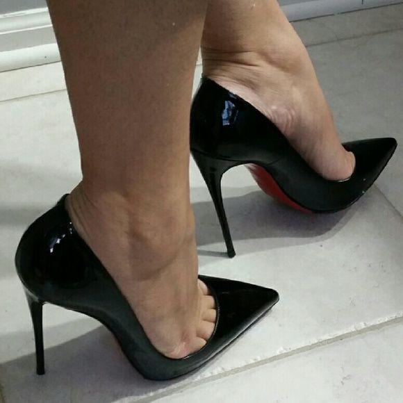 Shoe Christian Louboutin So Kate 2754129 Weddbook