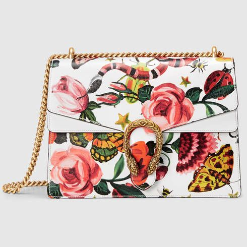 Wedding - Gucci - Gucci Garden Exclusive Dionysus Shoulder Bag
