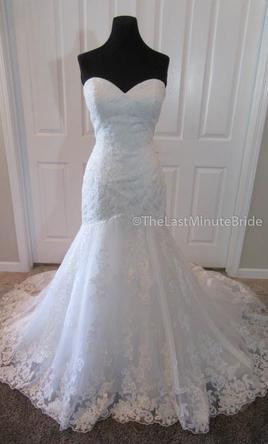 Mariage - Anne Barge Blue Willow Taylor, $1,199 Size: 12