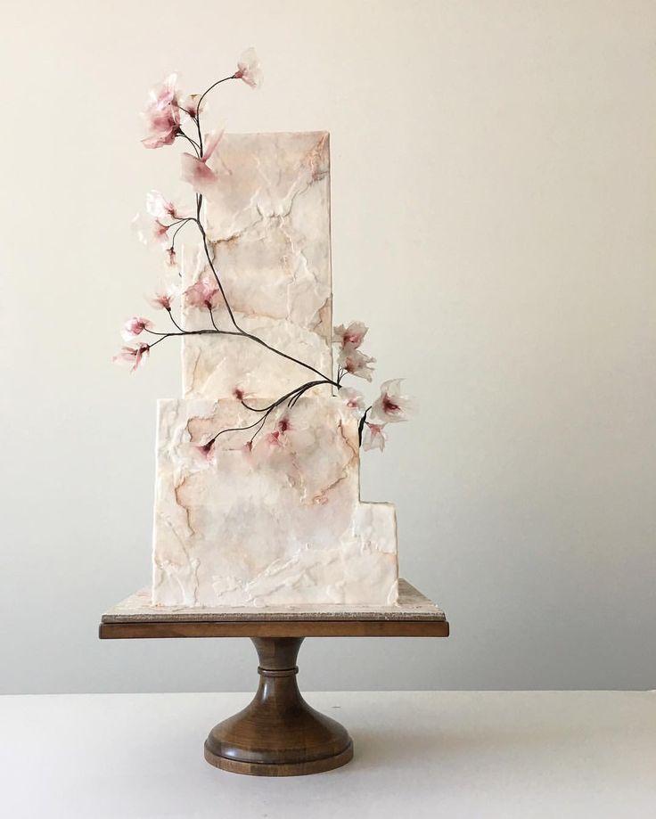 Wedding - Vintage Cake