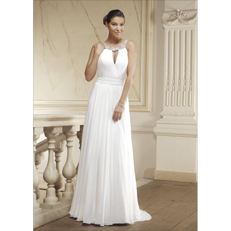 Wedding - Modeca-2014-Paulina-front - Stunning Cheap Wedding Dresses