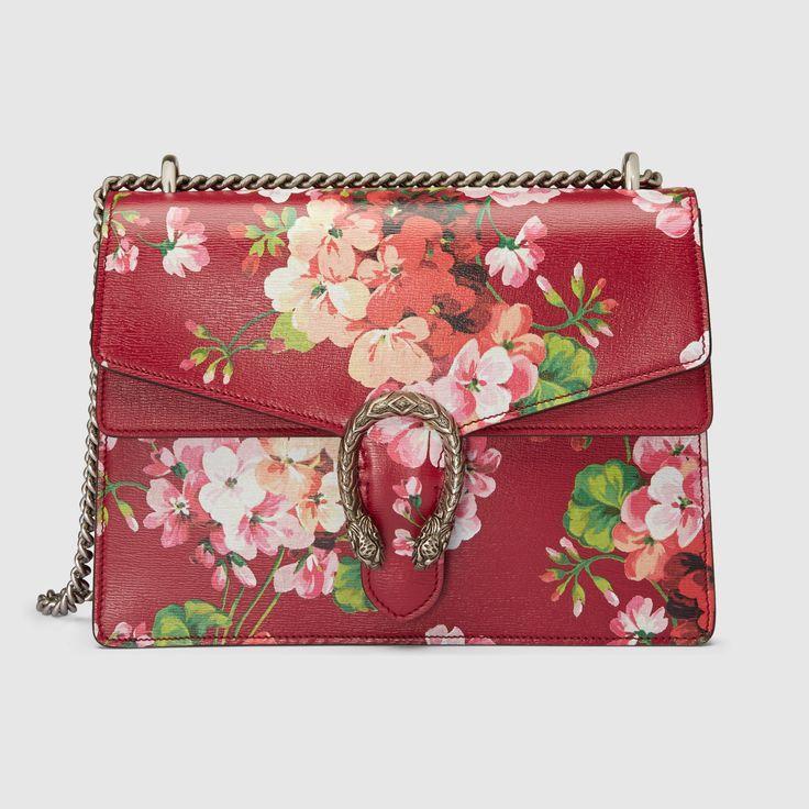 Wedding - Gucci Dionysus Blooms Print Shoulder Bag