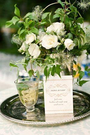Wedding - Derby Week :: Mint Julep Round-Up