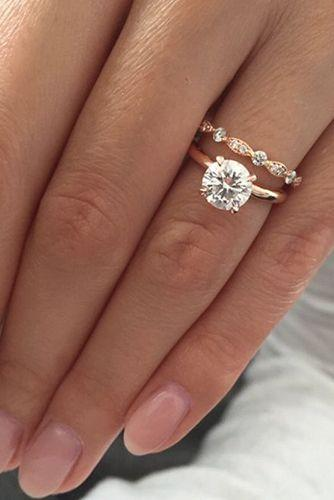 Wedding - 24 Engagement Rings So Beautiful They'll Make You Cry
