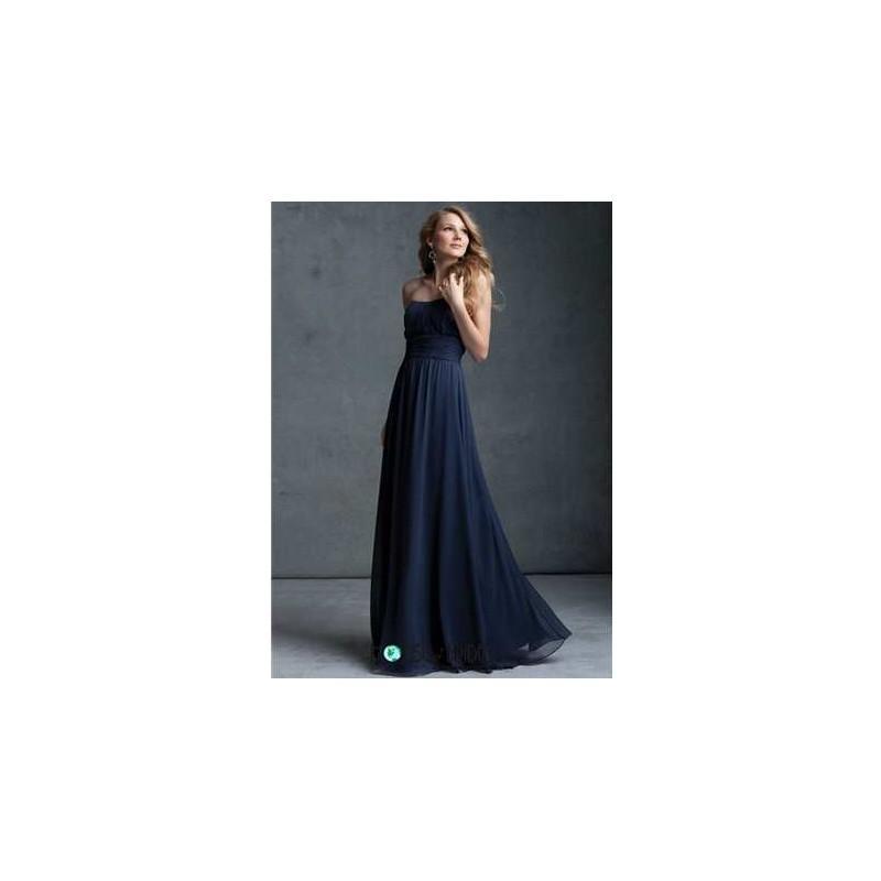 زفاف - Mori Lee Bridesmaid Dress Style No. 674 - Brand Wedding Dresses