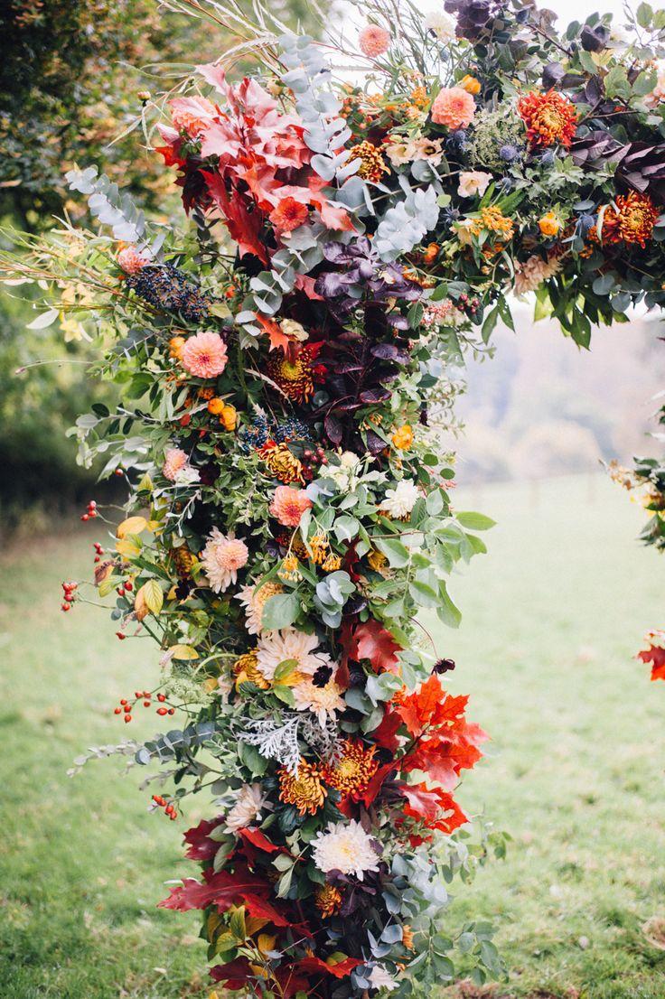 Свадьба - The Copse Wedding Venue Terracotta Styled Shoot By Jenna Hewitt Wedding Planner & Stylist