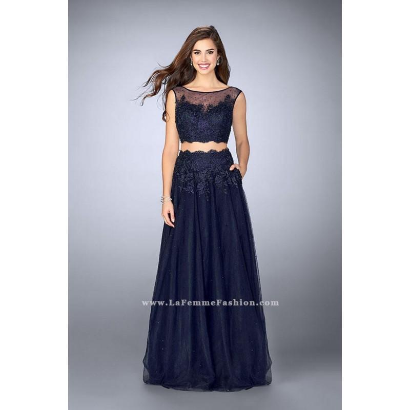 Wedding - La Femme 23666 - Branded Bridal Gowns