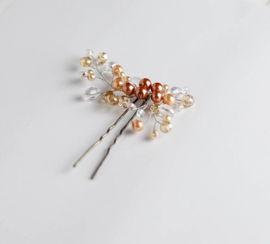 Boda - Hairpins. Hairpins for holiday hairstyles