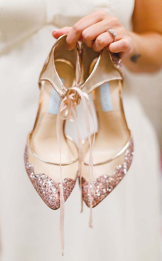 40 Rose Gold Metallic Wedding Color Ideas #2755854 - Weddbook