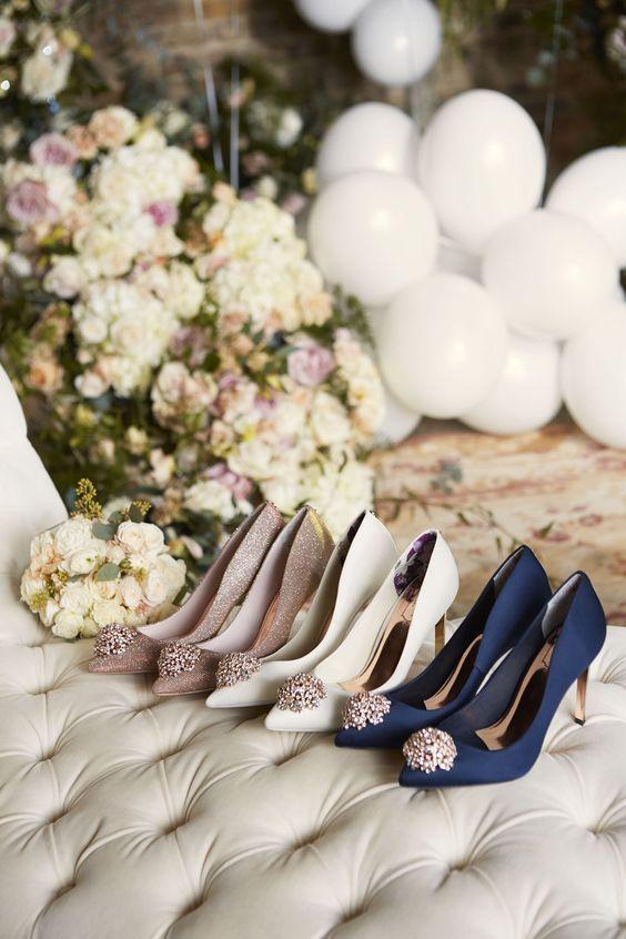 Mariage - Wedding Shoes!