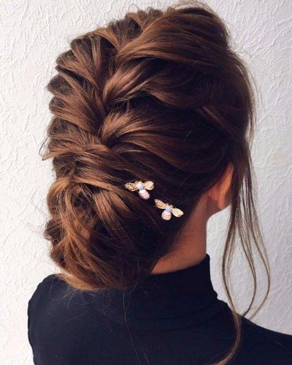 Wedding - Top 15 Wedding Hairstyles For 2017 Trends